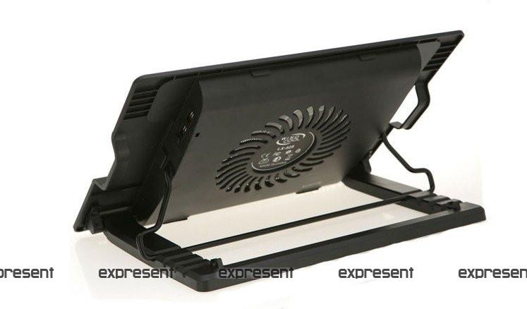 Охлаждающий кулер подставка для ноутбука Ergostand USB кабель в комплекте