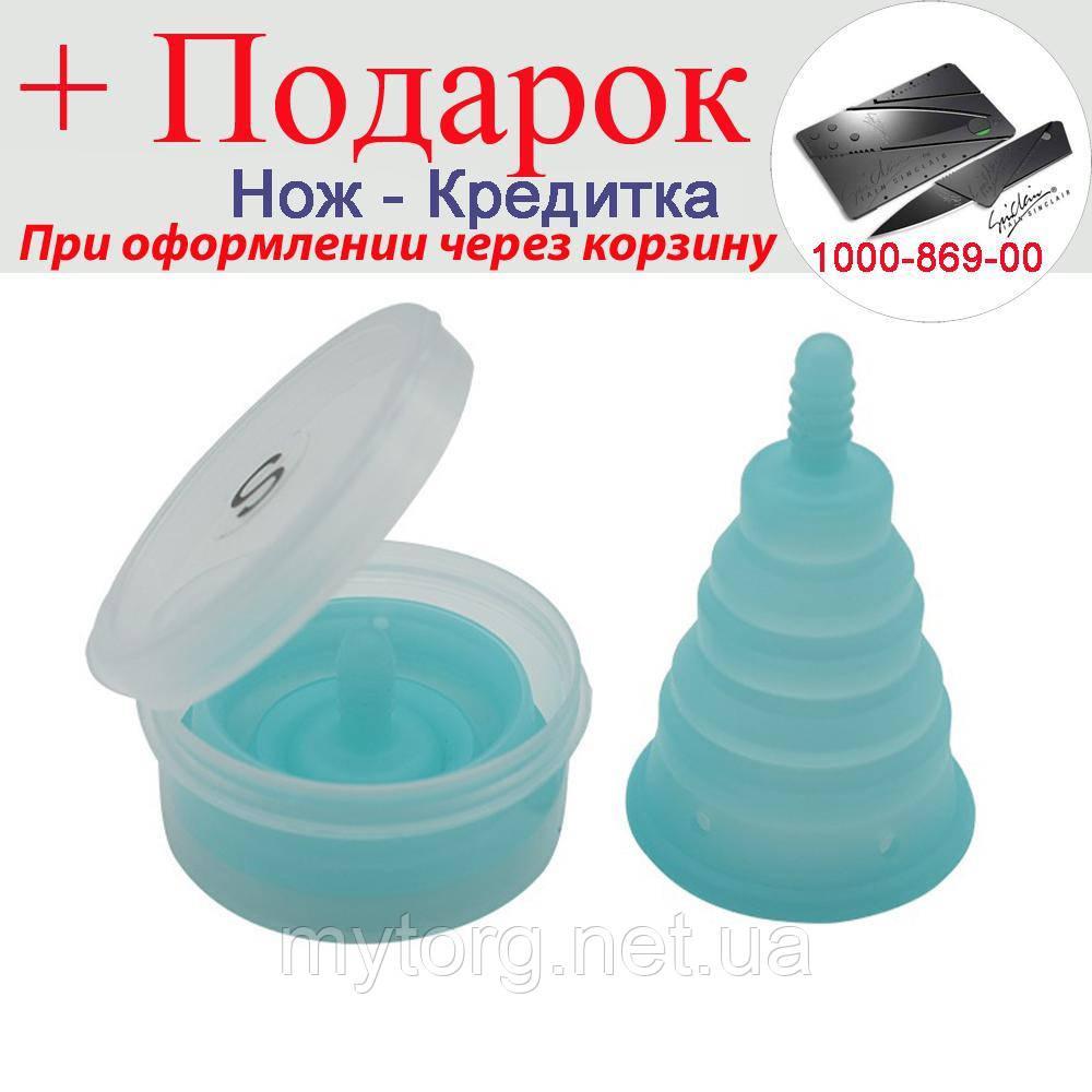 Менструальная чаша Uruize S