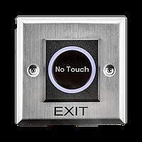 Сенсорная кнопка выхода GreenVision GV-ВЕ-804S