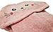 Халат детский с капюшоном, 6-7 лет рост 116-122 см., фото 5