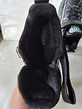 Черные кроссовки на парня. СТИЛЬНЫЕ КРОССОВКИ., фото 2