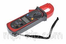 Кліщі струмовимірювальні UNIT UT201 (UTM 1201) ціна з ПДВ