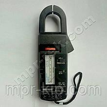 Кліщі струмовимірювальні аналогові SUNWA 2805 (AC600A, АС600В, 2кОм)