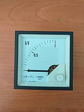 Аналоговий вольтметр LUMEL EA 17N E618 1kV. Польща з ПДВ