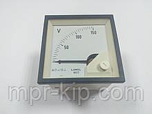 Аналоговий вольтметр MA17N A612 150V LUMEL Польща з ПДВ