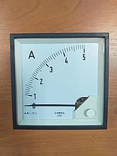 Амперметр аналоговий EA19N E4 xA x/5 LUMEL Польща з ПДВ