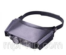 Бінокуляри MG81007 Magnifier Китай (1.8х; 2.3х; 3.7х; 4.8х)
