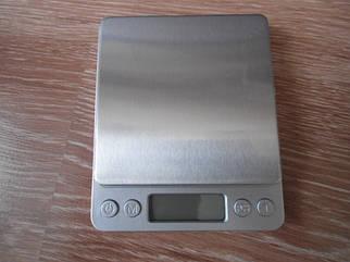 Ювелірні електронні ваги 0,01-500г 2 чаші з батарейками точні ваги для зважування
