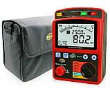 Мегаомметр Benetech GM3123 измеритель сопротивления изоляции до 100 ГОм Цена С НДС, фото 5