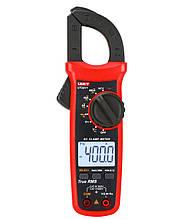 Кліщі струмовимірювальні UNIT UT201 (AC400A, 600В, 20МОм)
