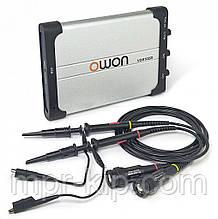 Осцилограф - приставка OWON VDS1022i 25 МГц, 2 каналу (гальванічна розв'язка з харчування) з ПДВ +20%