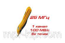 Осцилограф до ПК OWON RDS1021 25 МГц, 1 канал. При покупці з ПДВ +20%