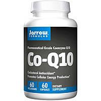 Коэнзим Q10, Jarrow Formulas, 60 мг, 60 капсул