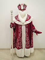 Дед мороз - взрослый карнавальный костюм