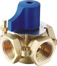 "Клапан трехходовой SD Forte 1"" ВР ручной SF363W25"