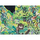 """DJECO Пазл Gallery """"Совы и птицы"""", DJ07644, 1000 деталей, фото 3"""