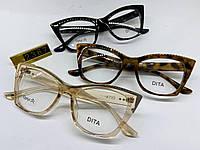 Женские очки для имиджа, оправа под замену линз