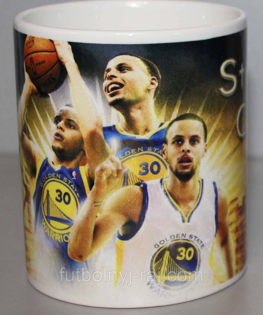 Чашка з зображенням Stephen Curry