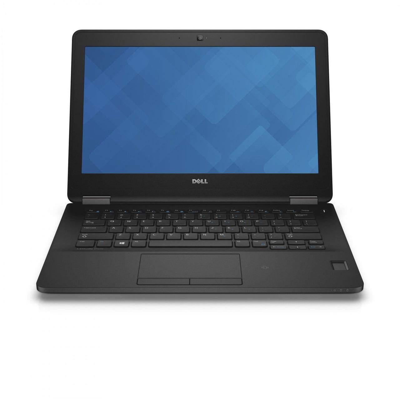 Ноутбук Dell Latitude E7270-Intel Core-I5-6300U-2.4GHz-8Gb-DDR4-128Gb-SSD-W12.5-Web-(A)- Б/В