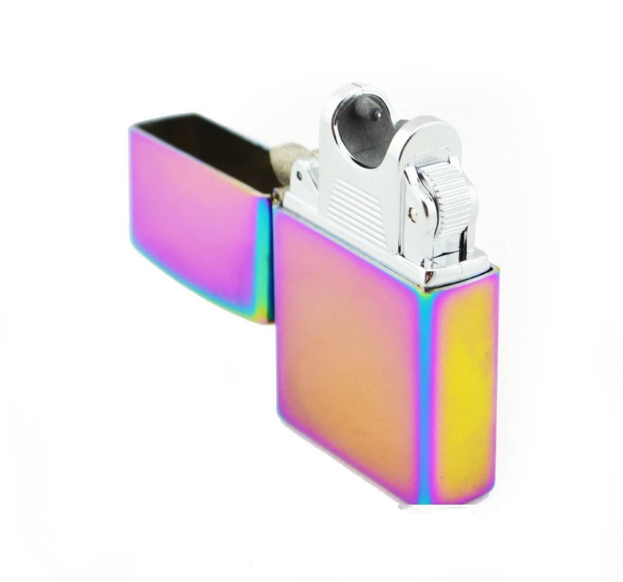 Імпульсна запальничка хамелеон USB 215 в комплекті шнур для зарядки ЮСБ запальничка електронна,