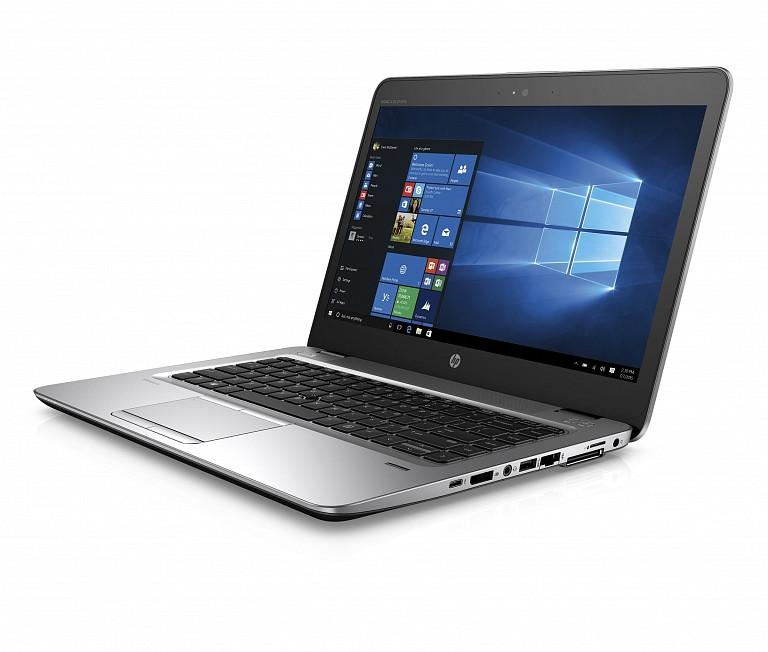 Ноутбук HP EliteBook 840 G4-Intel-Core-i7-7600U-2,80GHz-8Gb-DDR4-256Gb-SSD-W14-FHD-Web-(B)- Б/У