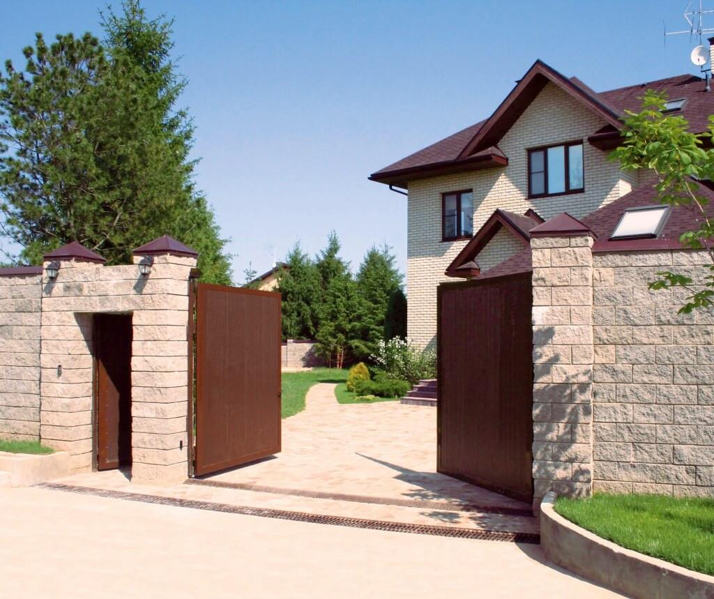 Ворота откатные ворота распашные