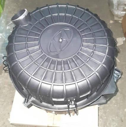 Корпус фильтра воздушного в сборе Hyundai HD65, HD72, HD78 Хюндай HD (281005H004) Е-2, фото 2