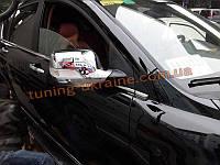 Хромированные накладки на зеркала Great Wall Hover H6 2012+