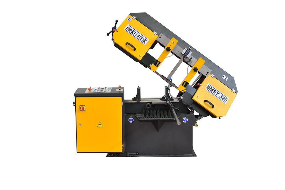 Напівавтоматична стрічкова пила по металу Beka-Mak BMSY-320