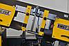 Напівавтоматична стрічкова пила по металу Beka-Mak BMSY-320, фото 9