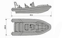 Човен Vector RIB 600 (Valmex), фото 6