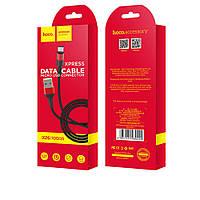 Кабель HOCO X26 USB - MicroUSB DATA