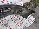 Бампер передній чорний (уцінка) MR415087 9915661 Galant 97-04r .EA Mitsubishi, фото 7