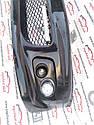 Бампер передній чорний (уцінка) MR415087 9915661 Galant 97-04r .EA Mitsubishi, фото 5