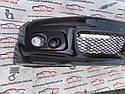 Бампер передній чорний (уцінка) MR415087 9915661 Galant 97-04r .EA Mitsubishi, фото 4