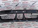 Бампер передній чорний (уцінка) MR415087 9915661 Galant 97-04r .EA Mitsubishi, фото 3