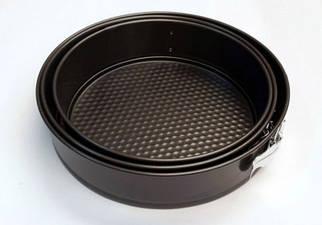 Набір роз'ємних форм для випічки з 3-х штук 20-22-24 см