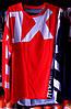 Джерси для мото кросса FoxDrive Red размер L XL 2XL