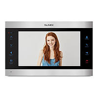 IP-видеодомофон Slinex SL-10IPTHD (silver + black)