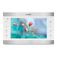 IP-видеодомофон Slinex SL-10IPTHD (silver + white)