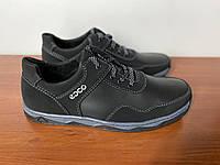 Туфлі чоловічі чорні (код 4343 )