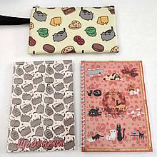 "Набір ""Neko"": щоденник, пенал, скетчбук"