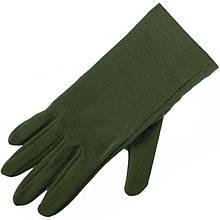 Перчатки шерстяные Lasting Ruk, зеленые (р.S/M)
