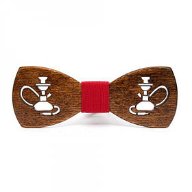 Дерев'яна Краватка Метелик Gofin Кальян Gbdh-8179