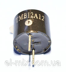 Бузер з генератором 12V TMB12A12 Китай