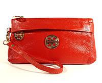 Клатч - гаманець жіночий натуральна шкіра Tory Burch, фото 1