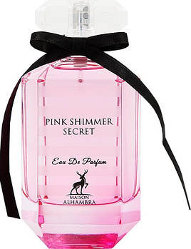 Al Hambra Pink Shimmer Secret парфумована вода 100мл