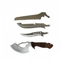 Ножевой набор с топориком X4