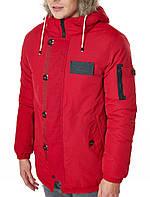 Парка\куртка Bellfield - Totto Red1 (мужская) Зима
