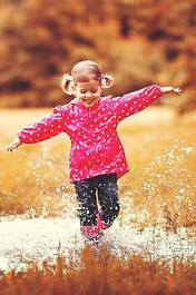 Детские брюки грязепруфы Light breeze